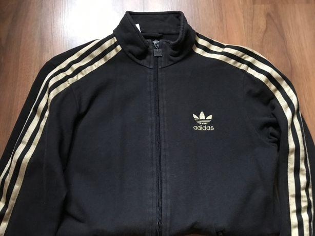 Czarna bluza Adidas S