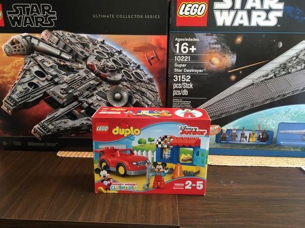 Lego 10829 Duplo Disney Junior Mickey Mouse Nowe Oryginalne Lego