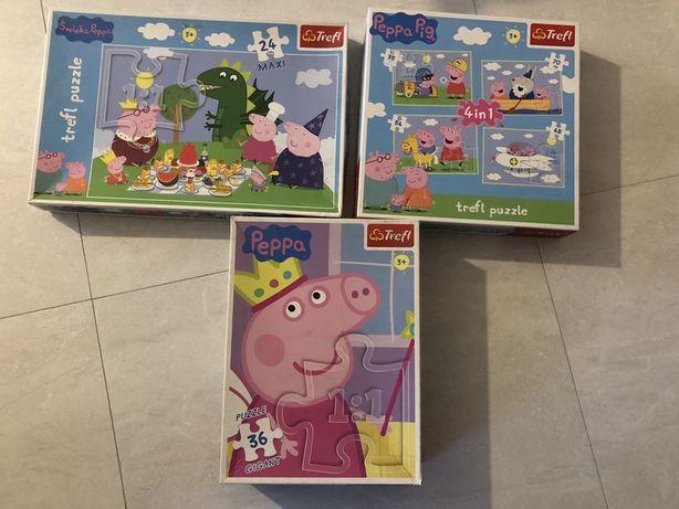 Puzzle Peppa Pig Trefl