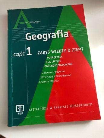 Geografia zarys wiedzy o Ziemi