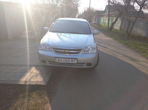 Продам авто Шевроле Лачетти 2007года, 1,8, газ/бензин, механика.