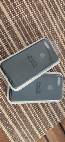 Capas iPhone 7 e 8 preta