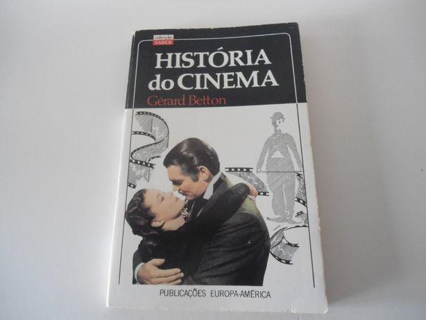História do Cinema por Gérard Betton (1989)