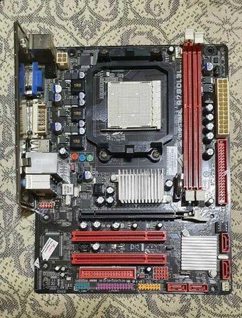 материнская плата Biostar A780L3L  DDR3 сокет АМ3
