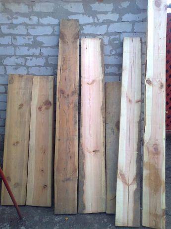 Доски, доска сухая сосна, обрезная 30-ка, толщина 30мм. цена 250 руб