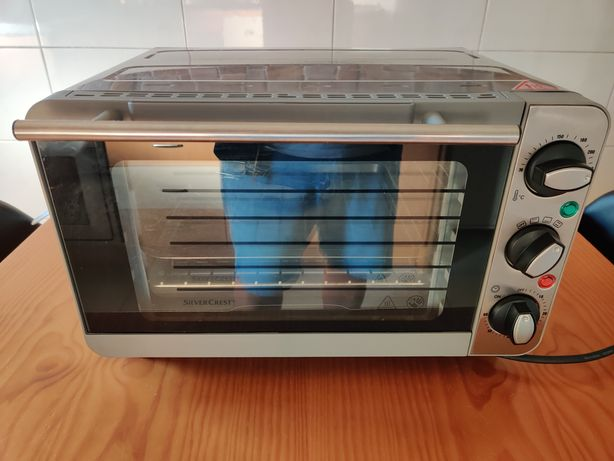 Mini forno elétrico