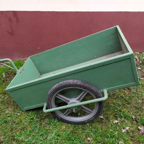 Wózek ogrodowy transportowy gospodarczy