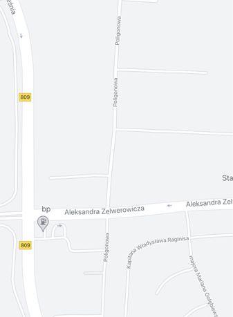działka poligonowa, sławin Lublin Okazja