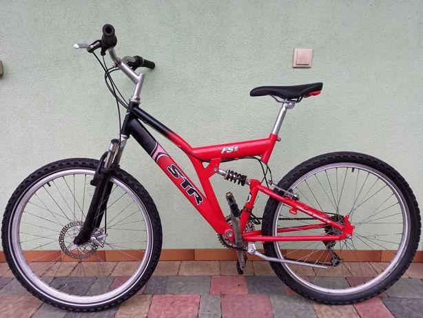 Велосипед спортивний STR з Німеччини
