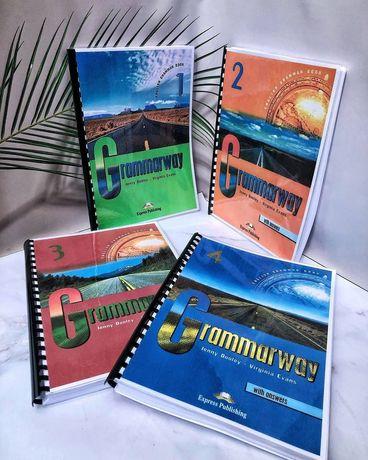 Grammarway 1, 2, 3, 4
