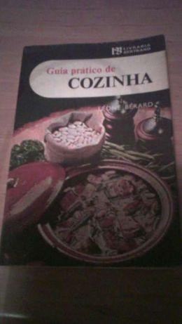 6 Livros de culinária e Guia prático de cozinha e de Microondas