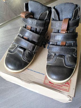 Buty trzewiki chłopięce Bartek r. 35