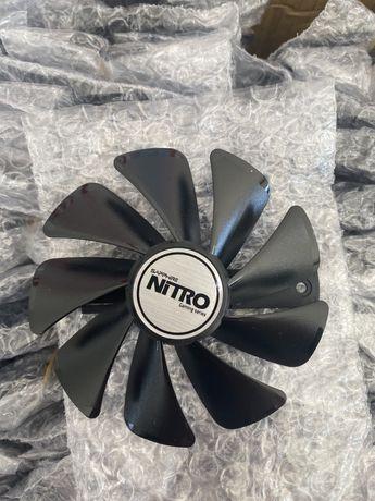 Вентилятор/кулер Sapphire NITRO/NITRO+/Puls RX 470/480/570/580/590
