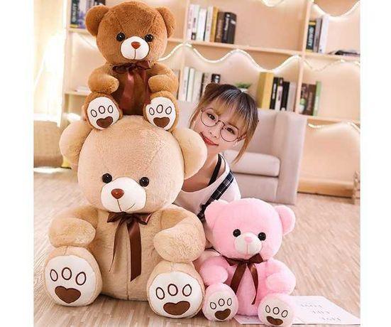Плюшевый мишка / Подарок детская мягкая игрушка медвежонок
