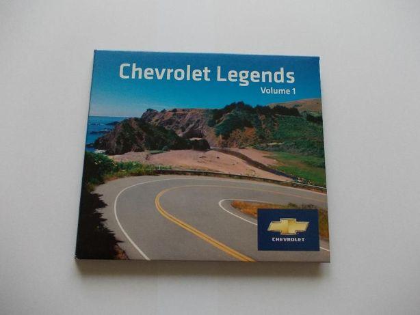 Chevrolet Legends - volume 1 - cd