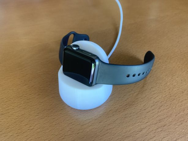 Apple Watch Dock Carregamento