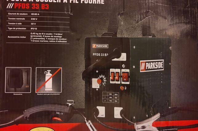 Сварочный аппарат для порошковой проволоки Parkside(Germany) PFDS 33B3
