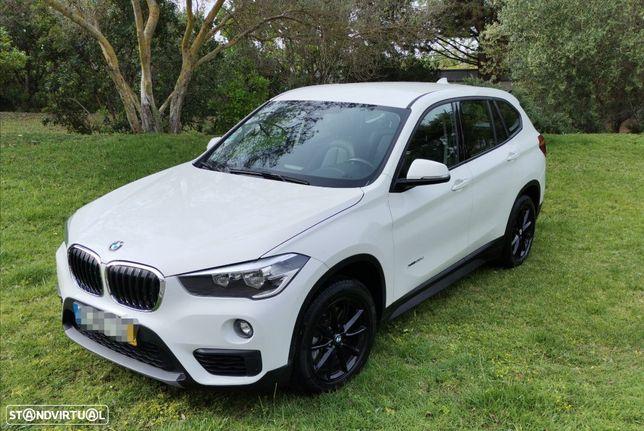 BMW X1 20 d sDrive Advantage