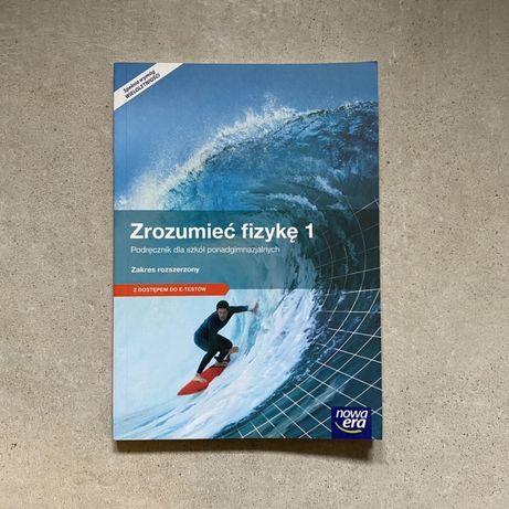 """Podręcznik """"Zrozumieć fizykę 1"""" Nowa Era"""