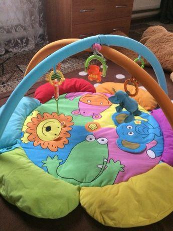 Детский развивающий коврик «Сафари»
