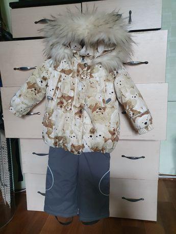 Состряние нового куртка и комбинезон LENNE