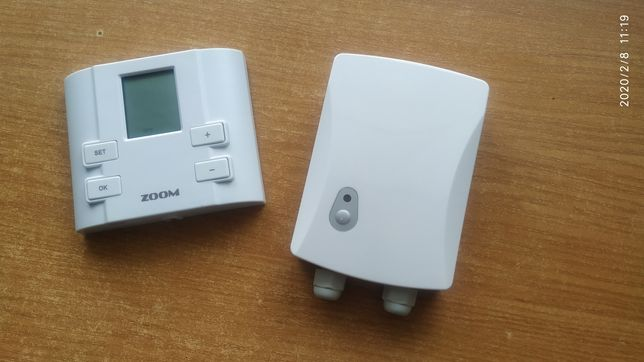 Терморегулятор дистанционный