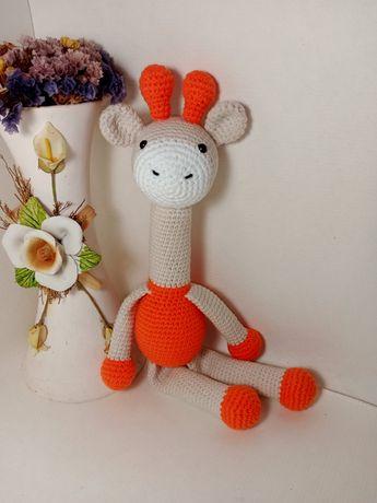 Іграшки ручної роботи амігурумі