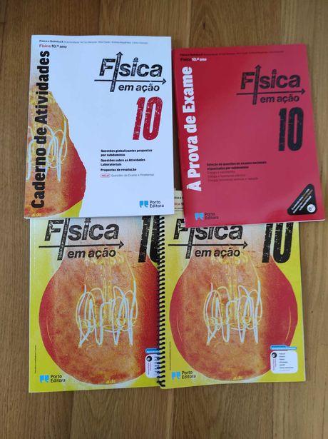 Manual de Física 10º Ano
