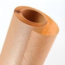 Крафт бумага упаковочная Крафт папiр пакувальний 38гр/м2 ширина 84см