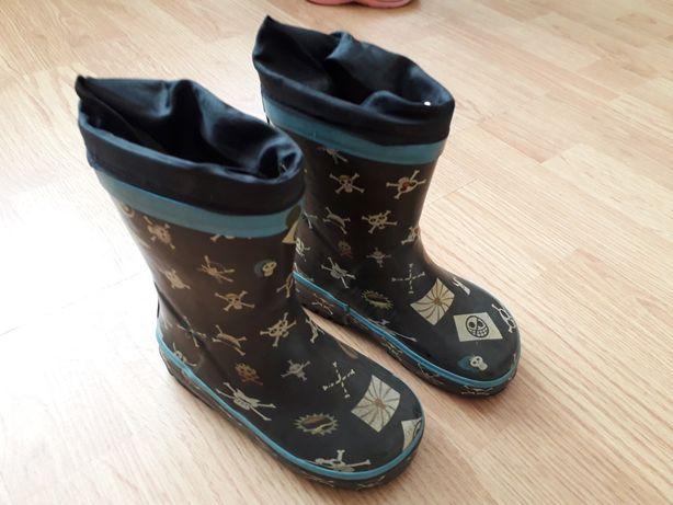 Kalosze dla chłopca, buty