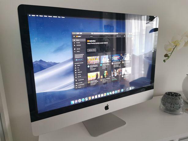 Apple iMac A 1312, 27 cali, 6gb ram, Intel Core i5, 500gb dysk HDD