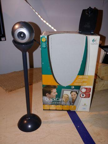 Kamerka internetowa LOGITECH QuickCam connect
