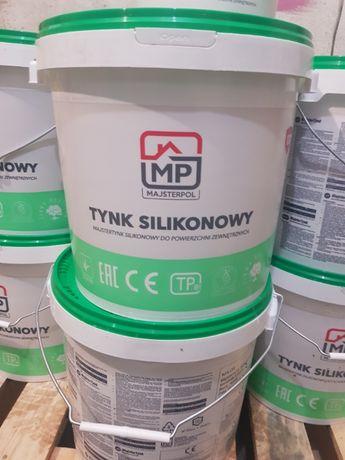 Продаж баранек MAJSTERPOL Tynk Silikonowy ЗНИЖКИ