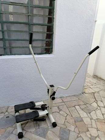 Máquina ilitica de ginástica