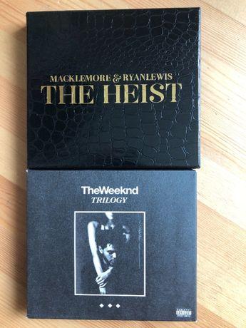The Weeknd, Macklemore & Ryan Lewis, Tricky