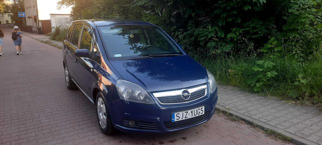 Opel Zafira B 2006r 1.9 CDTi    3800zł długie opłaty