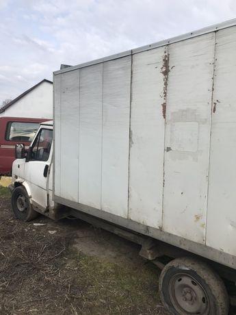 Будка для грузовика