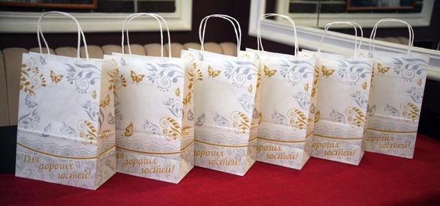 Пакети для короваю пакеты для каравая свадебные подарочные