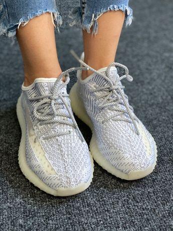 Кроссовки Adidas Yeezy Boost 350 Static (разные цвета) 36-45 размер