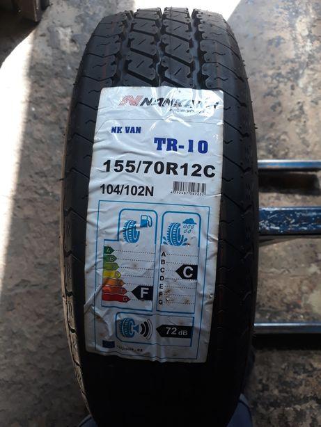 Продам грузовые шины 155/70R12C 104/102N