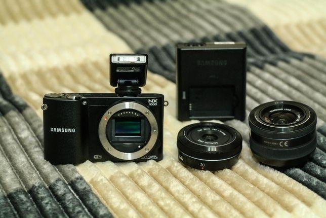Фотоаппарат Samsung NX1000