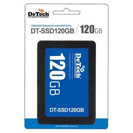 SSD диск DeTech 120GB 240GB 480GB 1TB | ГАРАНТИЯ 12 МЕС