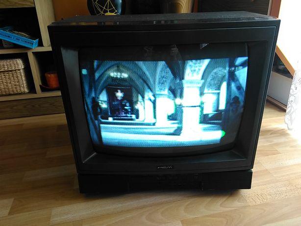 "Telewizor TV 21"" cali + pilot przekątna 50cm"