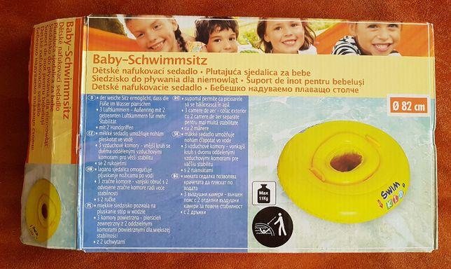 Baby Schwimmsitz Siedzisko do pływania dla niemowląt Max.11kg