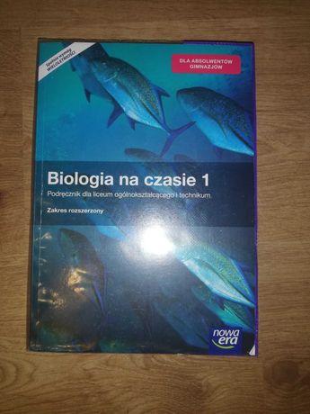 Biologia na czasie 1, podręcznik, biologia rozszerzona