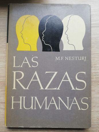 Las razas humanas MF Nesturj