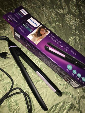 Продам новый выпрямитель для волос Philips новой модели