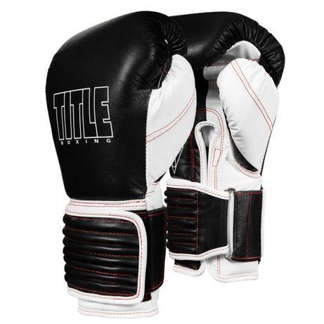 Продам новые боксерские перчатки Title (оригинал)