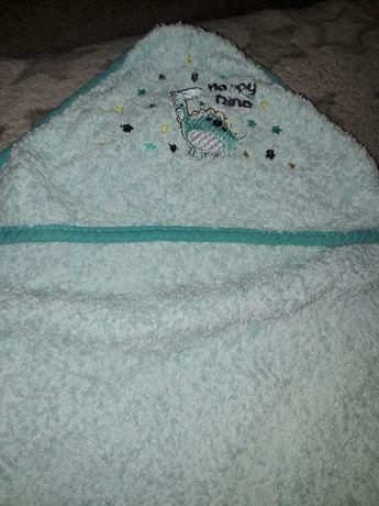 Ręcznik z kapturkiem dla niemowląt