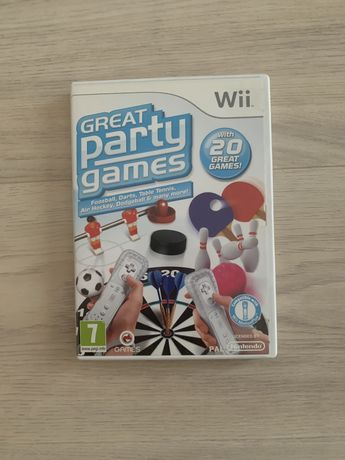 Great party games-Jogo Wii
